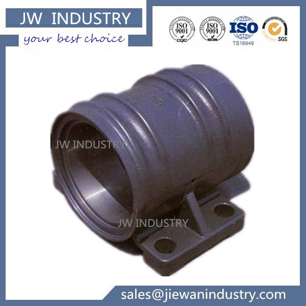 Trunnion Block / Spring Saddle